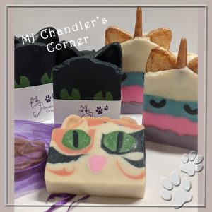Signature Collection - Pet Themed Handmade Soaps