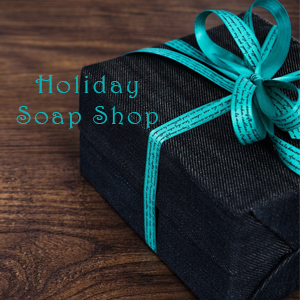 Holiday Time Soap Shop